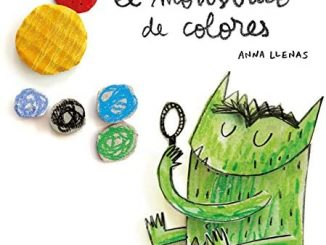 """Actividades con el cuento """"El monstruo de colores"""""""