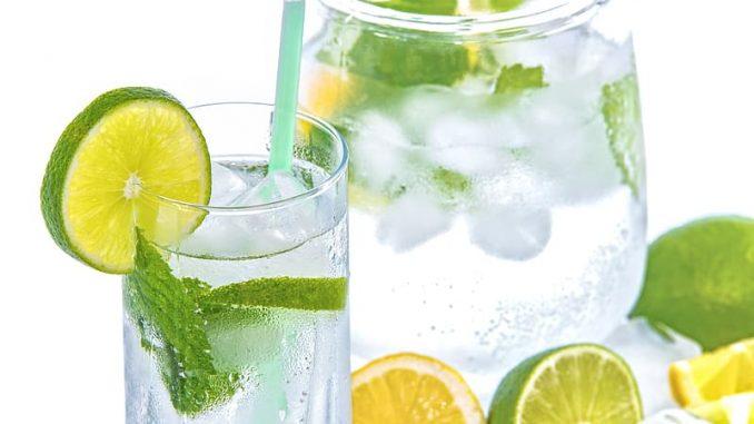 Aguas saborizadas caseras, recetas de aguas calmantes y naturales